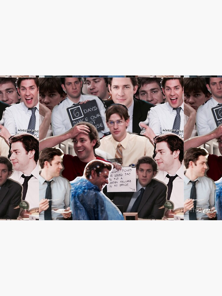 Jim Halpert - The Office by effsdraws