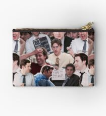 Jim Halpert - The Office Zipper Pouch