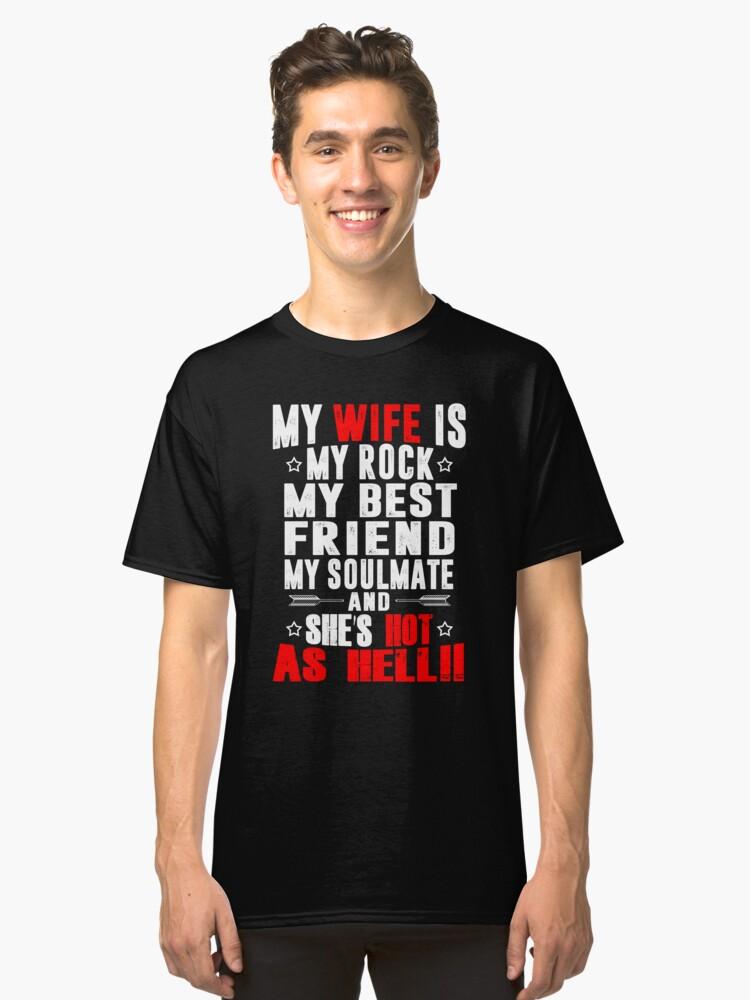 My Best Friend Hot Wife
