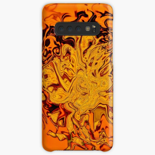 yellow and orange shades Samsung Galaxy Snap Case