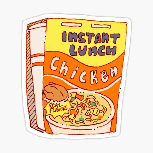 Chicken Ramen Sticker