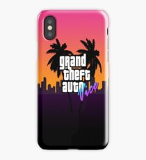Grand Theft auto Vice iPhone Case/Skin