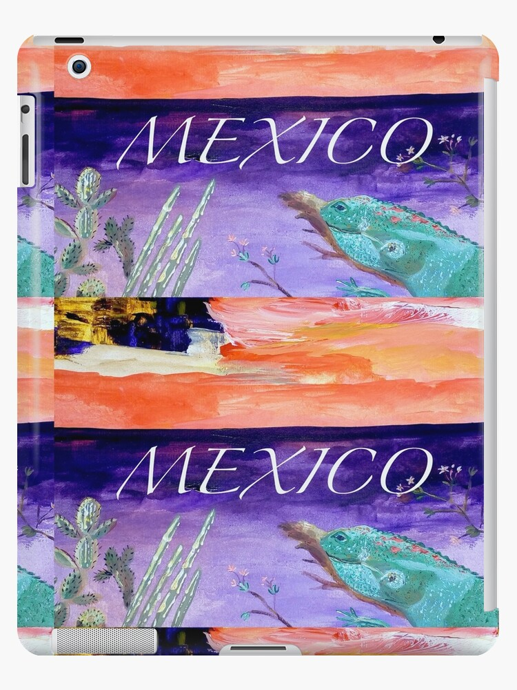 Mexico. Iguana design by Lovemydesigns