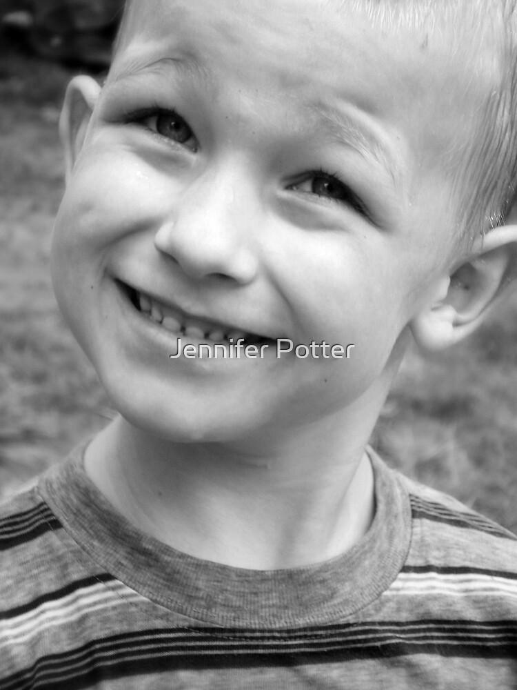 His Smile by Jennifer Potter