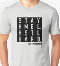 Dub Fam CF - Black - Updated T-Shirt