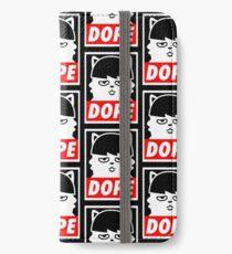 Vinilo o funda para iPhone Hip Hop Monster DOPE (Jimin - BTS)