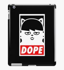 Hip Hop Monster DOPE ( Jimin - BTS ) iPad Case/Skin