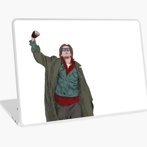 Don't You Forget About Me Laptop Skin