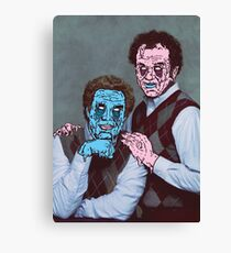 GRIMY BROTHERS Canvas Print