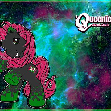Queenie by stitchmouth