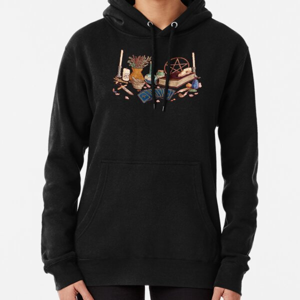 Witch Altar Pullover Hoodie