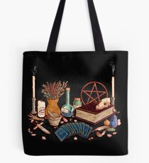 Witch Altar Tote bag