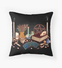 Witch Altar Coussin