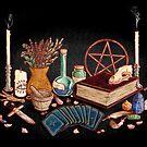 « Witch Altar » par Naineuh