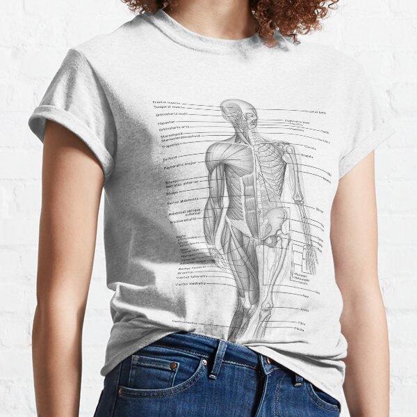 Human Anatomy Classic T-Shirt