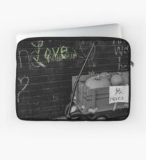 Need is Love Laptop Sleeve