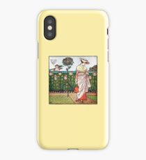 How Does Your Garden Grow? iPhone Case/Skin