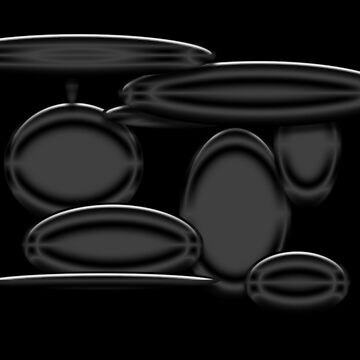Black by artofmyth