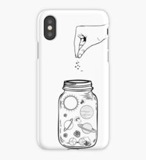 Sprinkle from the Universe iPhone Case/Skin