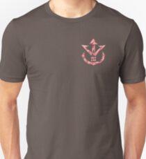Planet Vegeta Crest - Red Version Unisex T-Shirt