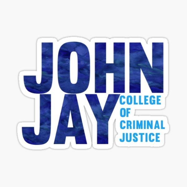 John Jay Sticker