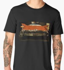 1959 Cadillac Elvis Mobile Men's Premium T-Shirt