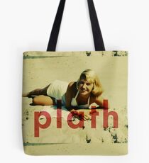 Plath Tote Bag