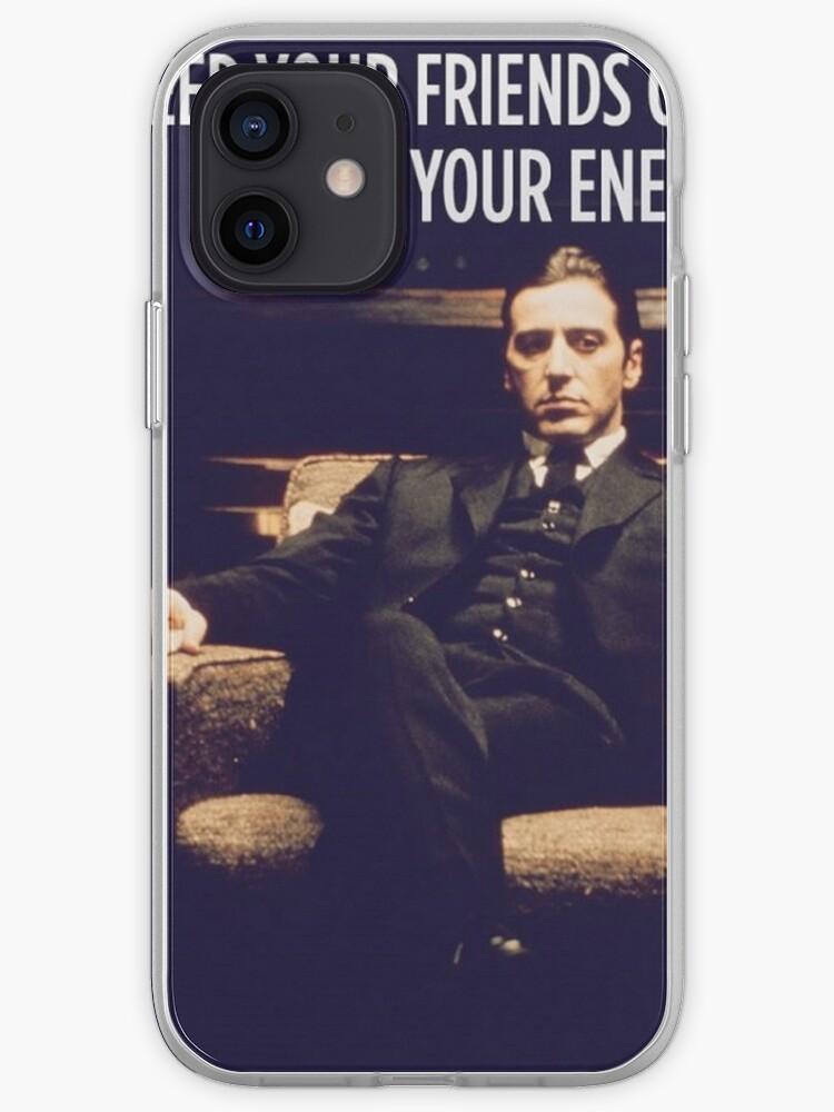 Le parrain Al Pacino | Coque iPhone