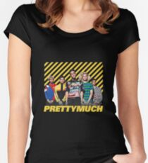 PM (Vintage Design) Women's Fitted Scoop T-Shirt