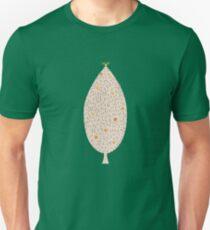 Hairy Christmas tree Unisex T-Shirt