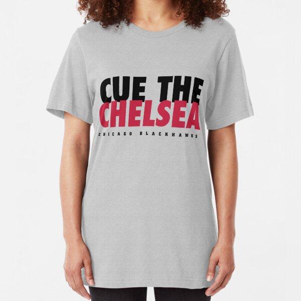 Cue The Chelsea - Blackhawks Slim Fit T-Shirt