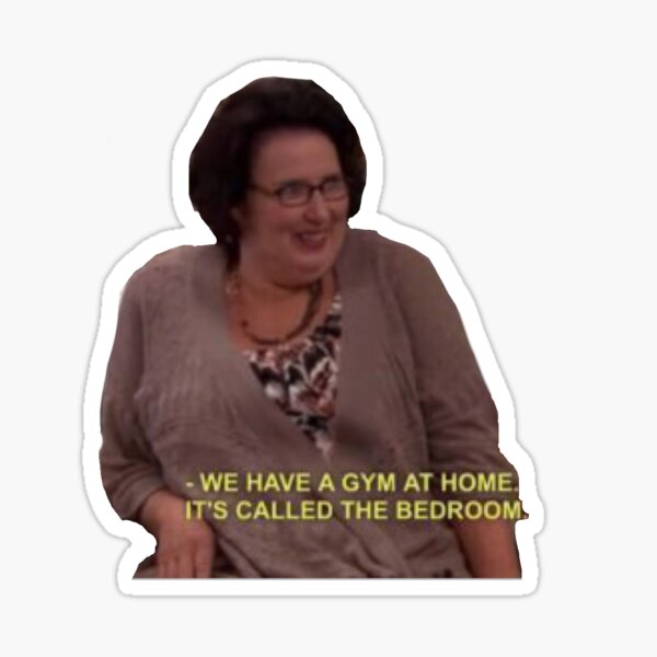 Phyllis Sticker
