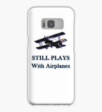 Still Plays with Airplanes Samsung Galaxy Case/Skin