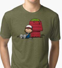 Dustin Brown Tri-blend T-Shirt