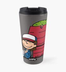 Dustin Brown Travel Mug