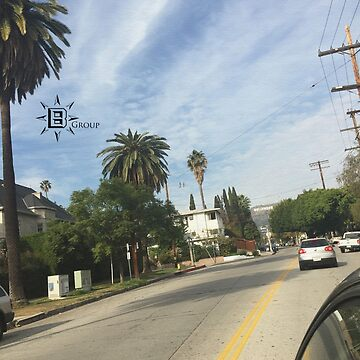 Hollywood Los Angeles by B-Group