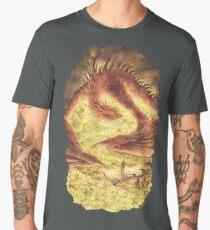 SLEEPING SMAUG Men's Premium T-Shirt
