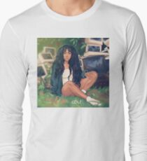 SZA CTRL  Long Sleeve T-Shirt
