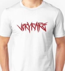 VERYRARE - Red VeryRare Logo Unisex T-Shirt