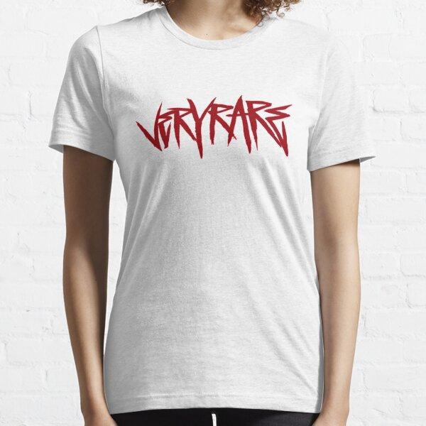 VERYRARE - Red VeryRare Logo Essential T-Shirt