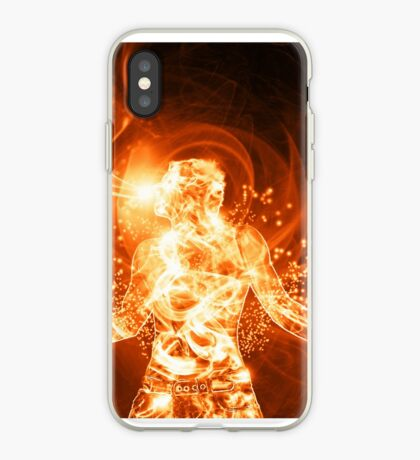 Feuermann iPhone-Hülle & Cover