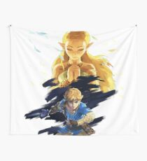 Legend of Zelda: Breath of the Wild Wall Tapestry