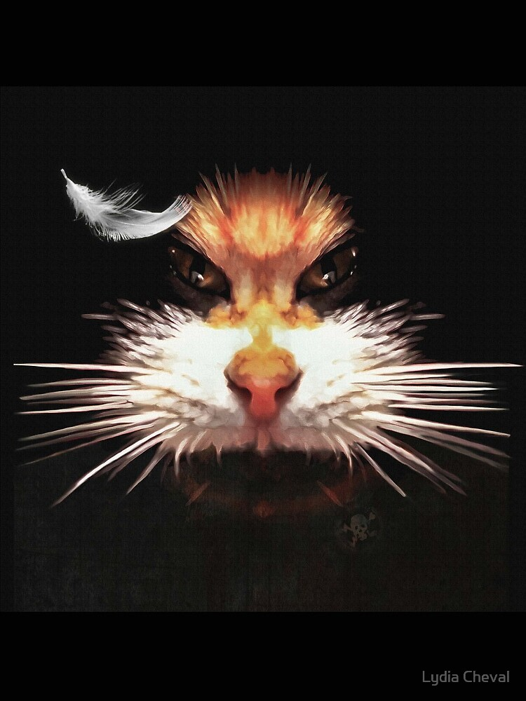 «Naughty cat» par LydiaCheval