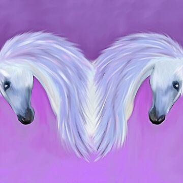 Unicorn Love... by FaeryHuggles