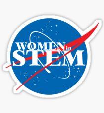WOMEN in STEM Sticker