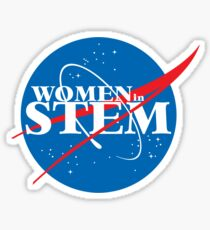 WOMEN in STEM Sticker