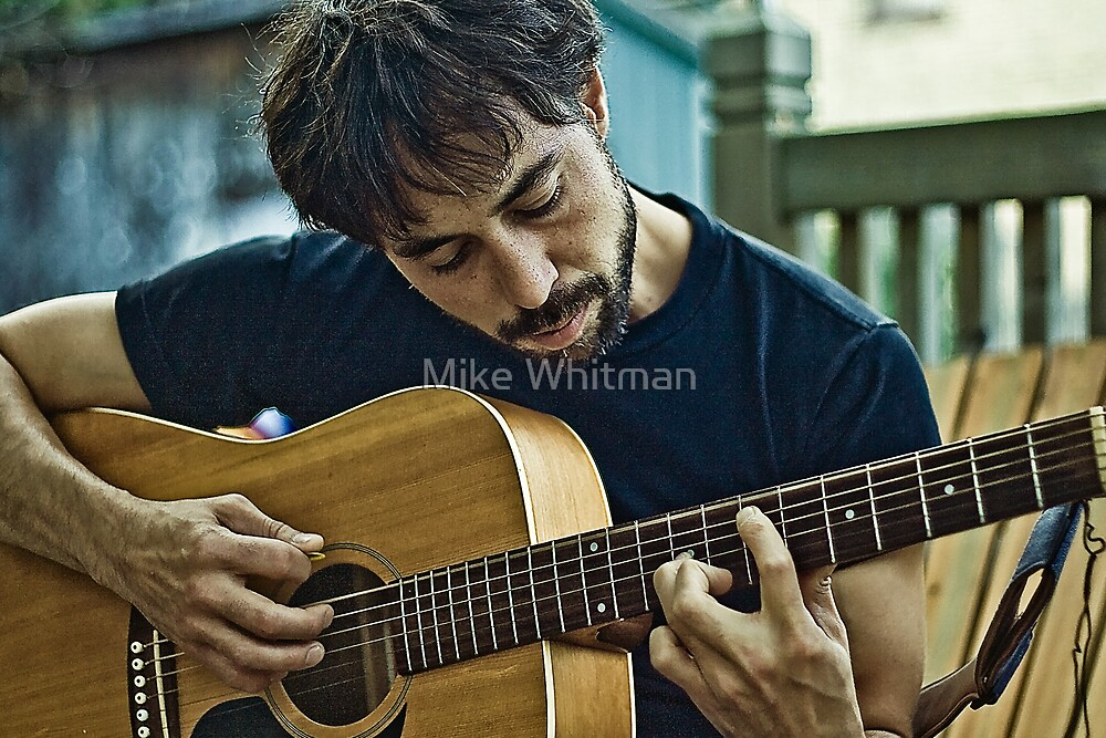 In Tune With Oneself by Mike Whitman