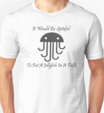 Karl Pilkington's JellyFish Poem Unisex T-Shirt