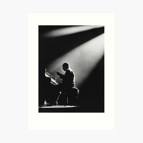 Ellington en el punto de luz Lámina artística