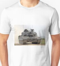 British Army Challenger 2 Main Battle Tank  T-Shirt